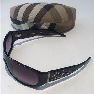 Burberry rimmed unisex  sunglasses B8482/S